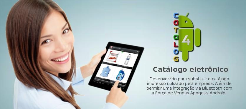 Site Progresiva - Produtos - Catalog4Android